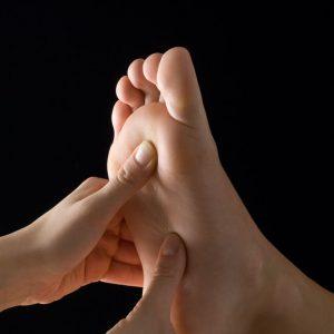 Jalkahoidot